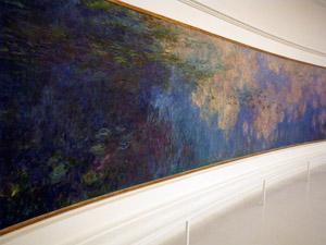 Monet's Panoramic Waterlilies