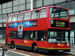 The Ubiquitous Double Decker Bus