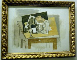 Picasso at the Orangerie