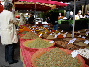 Spice Stall