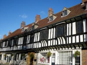 St. William's College in York (It's haunted)