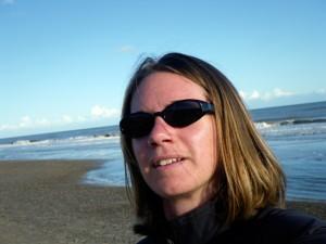 Self-Portrait at Brittas Bay