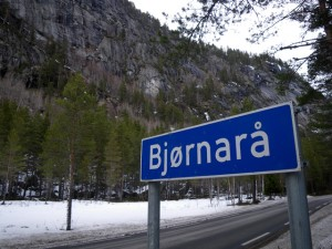 The Village of Bjørnarå