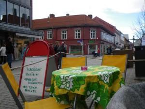 Lillehammer's Main Street
