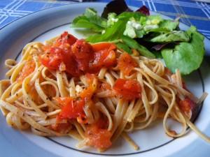 Pasta: A Variation