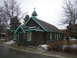 The Old Log Church