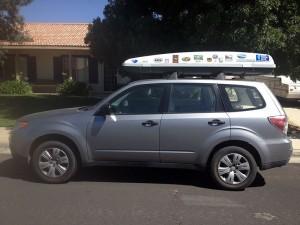 The Trusty Subaru